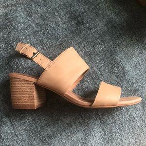 f02e4ec9b Toms Shoes - TOMS Honey Leather Women s Poppy Sandals